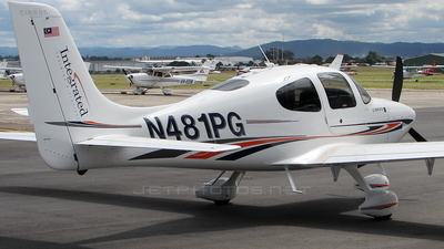 A picture of N481PG -  - [] - © DaveWilson