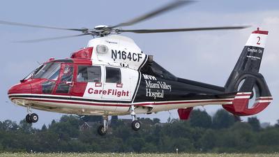 N164CF - Eurocopter AS 365N2 Dauphin - Private