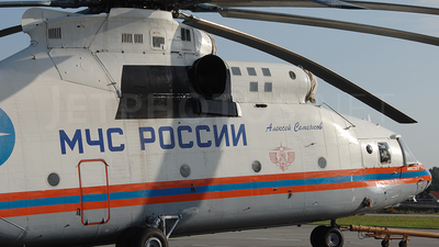 RA-06291 - Mil Mi-26TC Halo - Russia - Ministry for Emergency Situations (MChS)