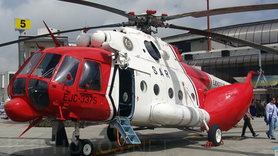 EJC3375 - Mil Mi-17-1V Hip - Colombia - Army
