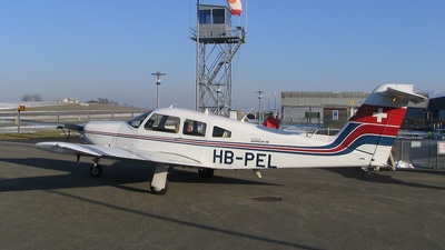 A picture of HBPEL - Piper PA28RT201T Turbo Arrow IV - [28R7918262] - © Mirko Bleuer