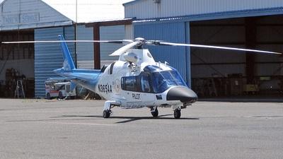 N365AA - Agusta A109E Power - Arctic Air Service