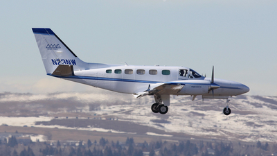 A picture of N23NW - Cessna 441 Conquest - [4410066] - © Mike MacKinnon
