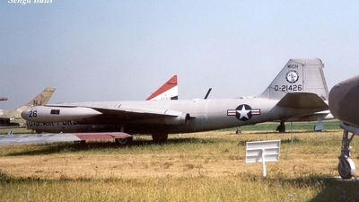 52-1426 - Martin RB-57A Canberra - United States - US Air Force (USAF)