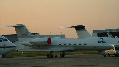N312EL - Gulfstream G-IV - Private