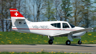 HB-NDC - Rockwell Commander 114B - Flying Ranch