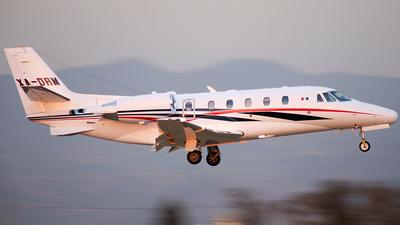 A picture of XADRM - Cessna 560XL Citation Excel - [5605307] - © Hidemi Bustamante