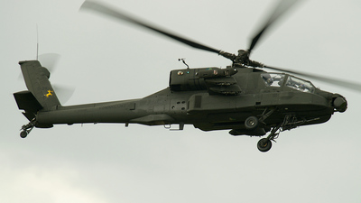 Q-24 - Boeing AH-64D Apache - Netherlands - Royal Air Force