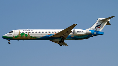 HS-PGQ - Boeing 717-231 - Bangkok Airways