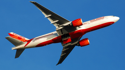 VT-ALB - Boeing 777-237LR - Air India