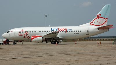 EI-CSU - Boeing 737-36E - bmibaby