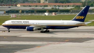 TF-ARA - Boeing 767-3Q8(ER) - Southern Winds
