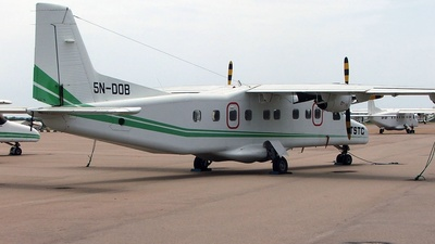 5N-DOB - Dornier Do-228-202 - DANA - Dornier Aviation Nigeria