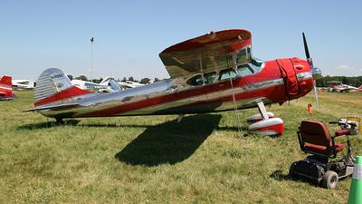 A picture of N195SC - Cessna 195 - [7402] - © shimon mentel