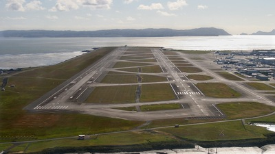 NZAA - Airport - Airport Overview