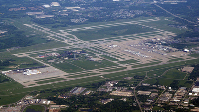 KCVG - Airport - Airport Overview