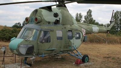 5827 - PZL-Swidnik Mi-2 Hoplite - Poland - Air Force