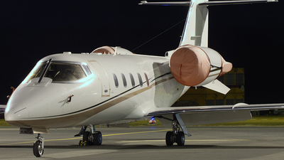 OY-KYS - Bombardier Learjet 60XR - Private