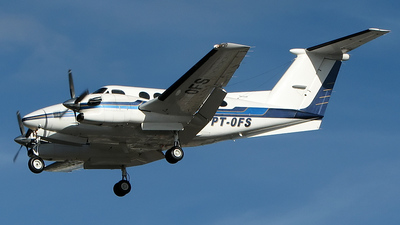 PT-OFS - Beechcraft F90 King Air - Private