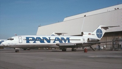 N374PA - Boeing 727-214(Adv) - Pan Am