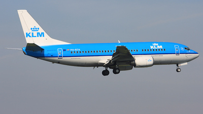 PH-BTH - Boeing 737-306 - KLM Royal Dutch Airlines