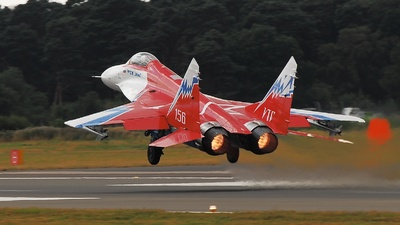156 - Mikoyan-Gurevich MiG-29OVT Fulcrum - Russian Aircraft Corporation MiG
