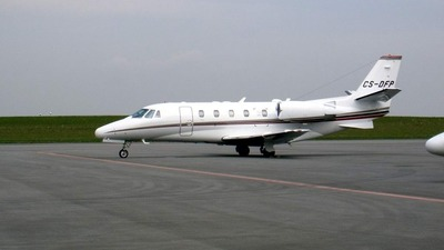 CS-DFP - Cessna 560XL Citation Excel - NetJets Europe