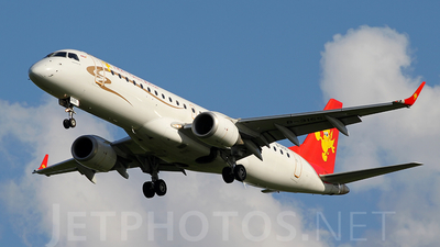 B-3155 - Embraer 190-100LR - Tianjin Airlines