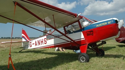 G-ANHS - Auster J4 - Private