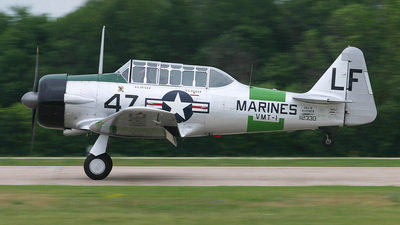 A picture of N47LF -  - [12143186] - © Bruce Leibowitz