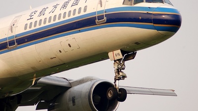B-2816 - Boeing 757-21B - China Southern Airlines