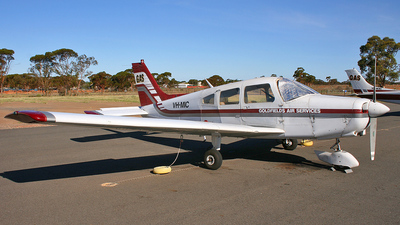 VH-MIC - Piper PA-28-151 Cherokee Warrior - Goldfields Air Service