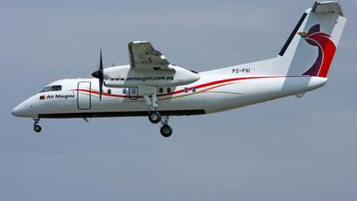 A picture of P2PXI - De Havilland Canada Dash 8200 - Air Niugini - © M. Azizul Islam