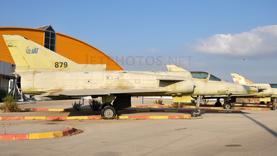 879 - IAI Kfir C2 - Israel Aerospace Industries (IAI)