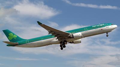 EI-CRK - Airbus A330-301 - Aer Lingus