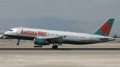 N650AW - Airbus A320-232 - America West Airlines