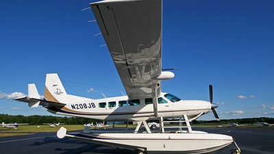 N208JB - Cessna 208 Caravan - Private