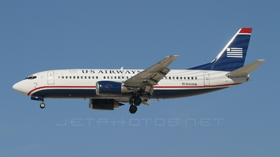 N164AW - Boeing 737-33A - US Airways (America West Airlines)
