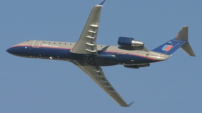 N430AW - Bombardier CRJ-200ER - United Express (Air Wisconsin)