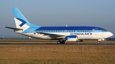 ES-ABG - Boeing 737-505 - Estonian Air