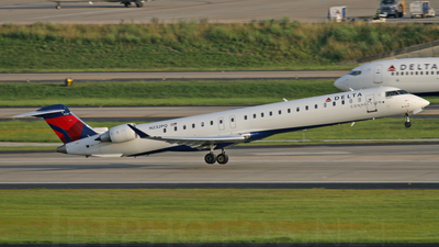 N232PQ - Bombardier CRJ-900LR - Delta Connection (Pinnacle Airlines)