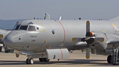 3296 - Lockheed P-3C Orion - Norway - Air Force