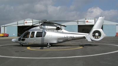 LX-HEC - Eurocopter EC 155B Dauphin - Private