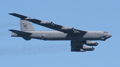 61-0032 - Boeing B-52H Stratofortress - United States - US Air Force (USAF)
