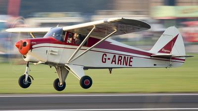 A picture of GARNE - Piper PA22108 Colt - [228502] - © Alan Gray
