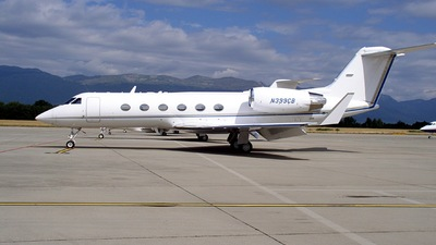 N399CB - Gulfstream G-IV(SP) - Private