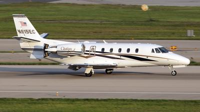 A picture of N615EC - Cessna 560XL Citation Excel - [5605158] - © Bruce Leibowitz