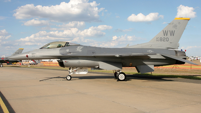 90-0820 - General Dynamics F-16CM Fighting Falcon - United States - US Air Force (USAF)