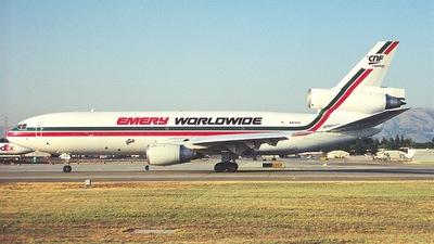 N47816 - McDonnell Douglas DC-10-30(F) - Emery Worldwide