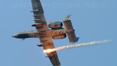 80-0283 - Fairchild A-10A Thunderbolt II - United States - US Air Force (USAF)